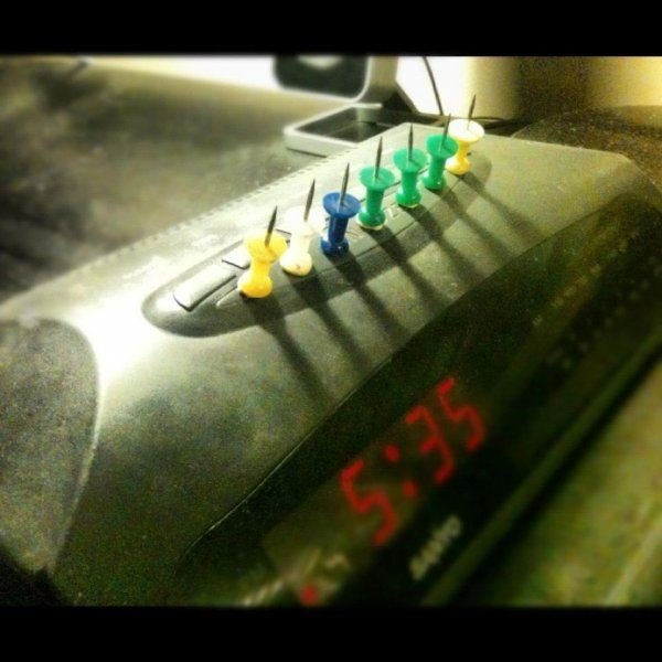 Kill The Snooze Button Habit with Alarm Clock Hacks, Gentle & Harsh Editions