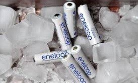 Freezing Batteries to Keep in Good Condition