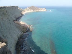 Coastline of Pakistan