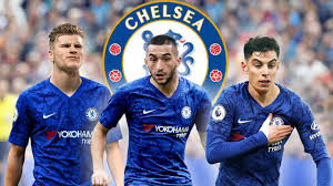The three Chelsea gems