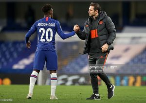 Odoi with Lampard